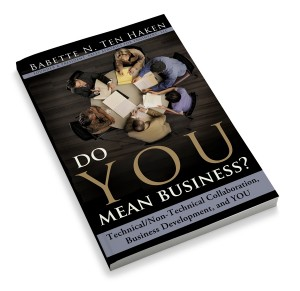 Do YOU Mean Business? Front Book Cover
