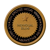2014-Top Sales and Marketing Blog 2014 Bronze