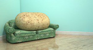 couch potato storytelling culture