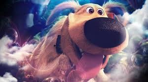 Dug the Talking Dog from movie UP