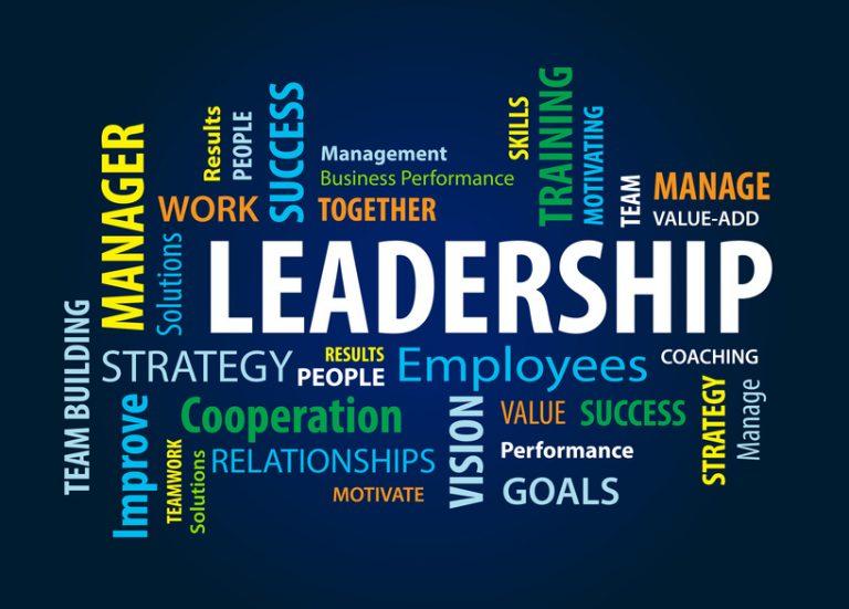 is it leadership