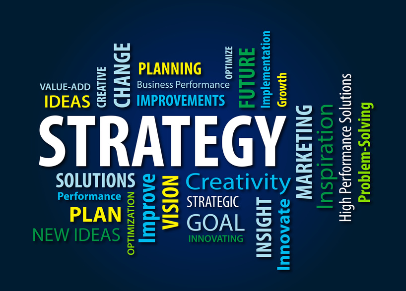 executing your professional strategy or a to do list