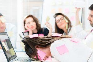 disruptive team members