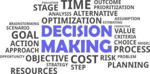 decision making language