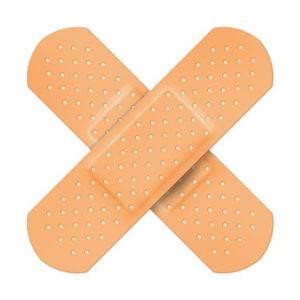 business process Band Aids