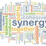 Creating Positive Team Synergy takes Courage and Collaboration