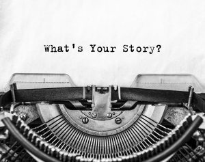 your own professional story