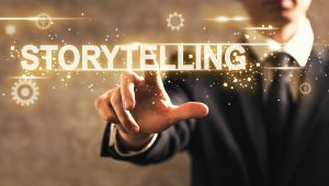 developing STEM storytelling