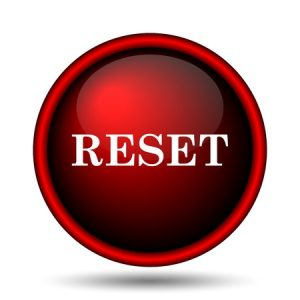 reset yourself professionally